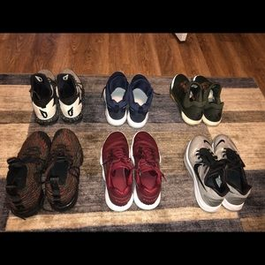 assorted men's size 12 sneakers CHEAP